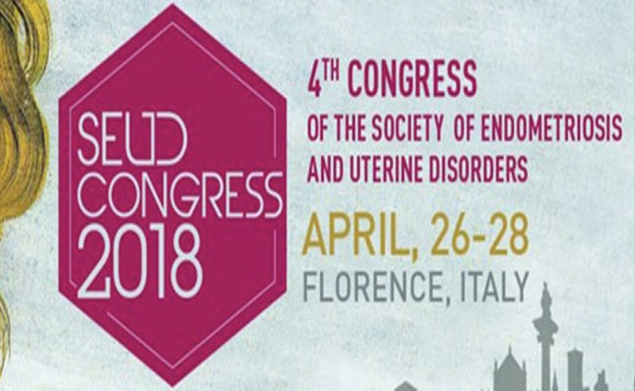 Society of Endometriosis and Uterine Disorders Congress 2018